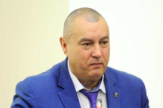 Фролов - реальный кандидат на пост мэра.