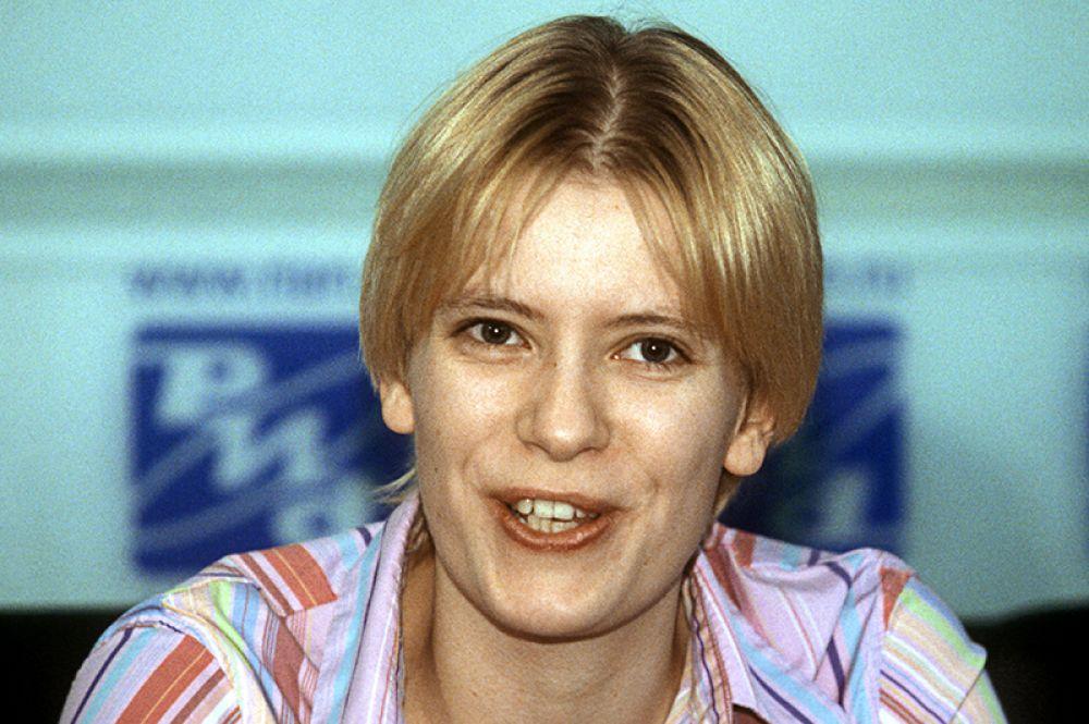 К команде Ксении Собчак также присоединилась политтехнолог, журналистка и правозащитница Марина Литвинович.