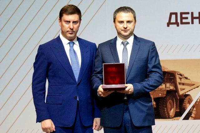 Завод «Хром» победил в конкурсе «Лучшие промышленные предприятия Ярославской области».