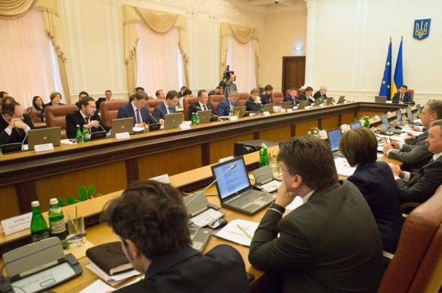 Кабинет министров хочет отобрать управление ГТС Украины у Нафтогаза
