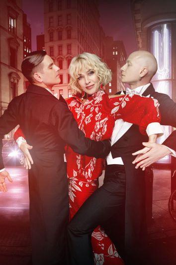 Работа над танцевальным фотопроектом велась на протяжнии нескольких месяцев, съемки проходили в разных городах Украины.