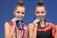 Дине и Арине всего 19 лет. 15 из них они отдали спорту.