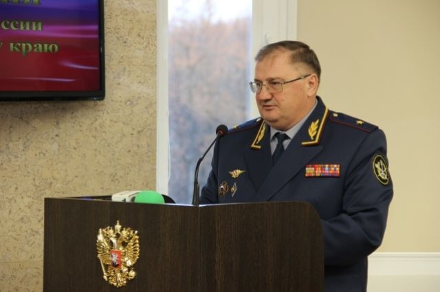 Нового начальника ГУФСИН представили вПермском крае