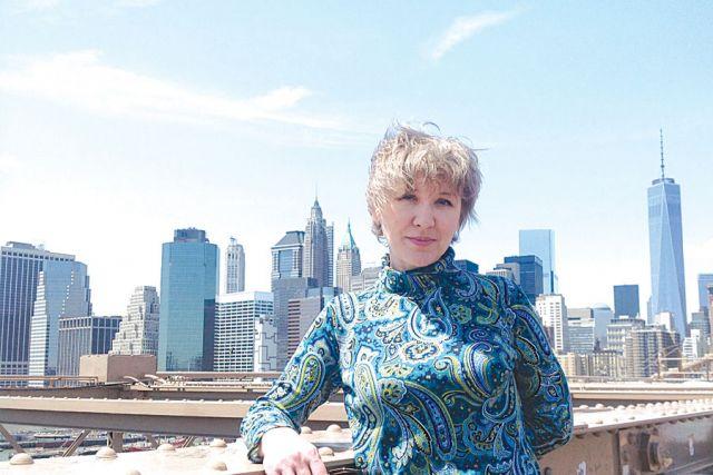 После посещения Нью-Йорка Вашингтон показался Елене «родной деревней».