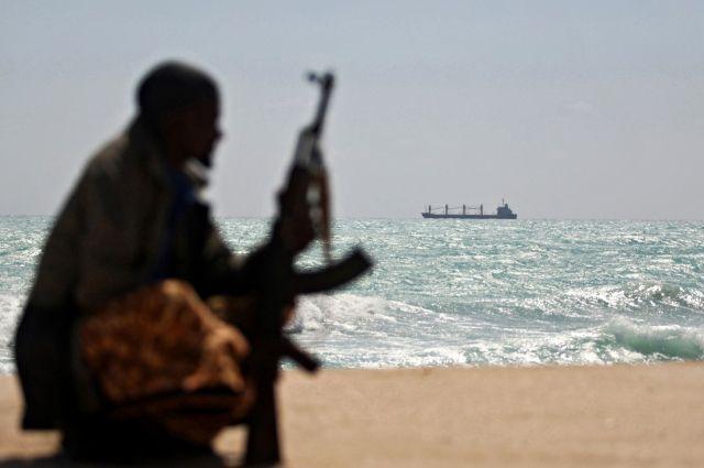 Пираты выкрали украинца в водах Нигерии