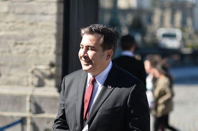 Саакашвили созвал вече под Радой ввоскресенье