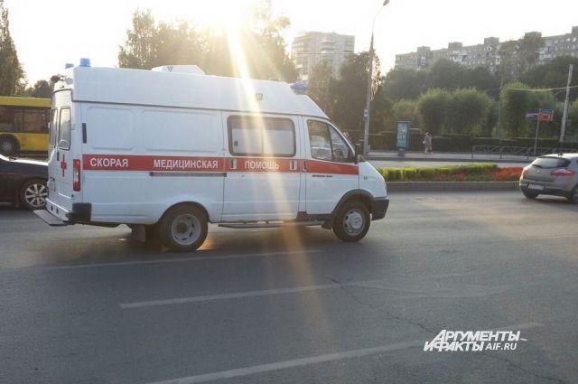 Кировчанка получила перелом плеча при выходе изтроллейбуса