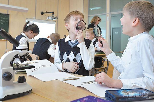 На возведение школ планируется выделить 6,3 миллиарда рублей.