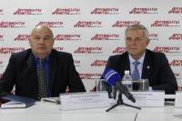 Дмитрий Сапрыкин и Сергей Костылов.
