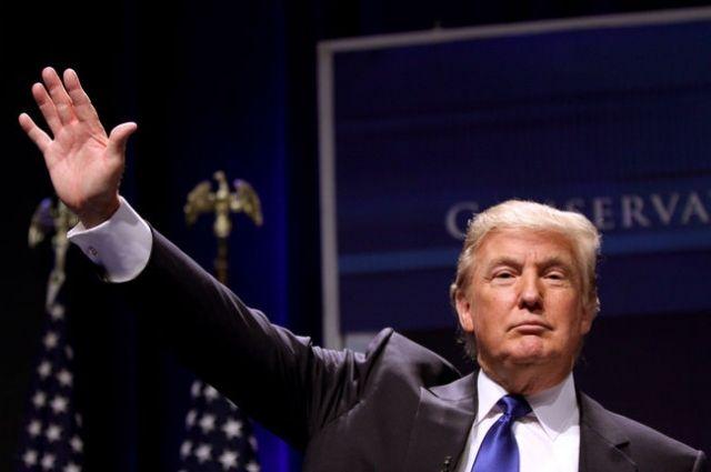 Трамп объявитЧП вСША из-за трудностей снаркотиками