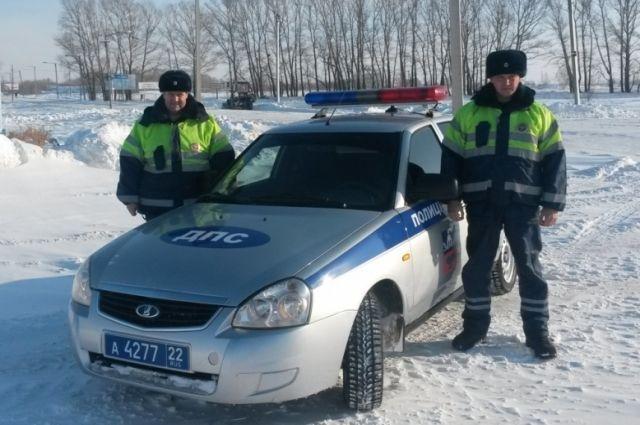 На трассе Тюмень – Омск в аварии погиб пассажир