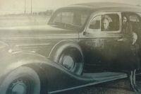 Поначалу Алексей Бавенков катал директоров на «Победе», а потом пришлось ему поехать в Москву за новым автомобилем «ЗИС-110».