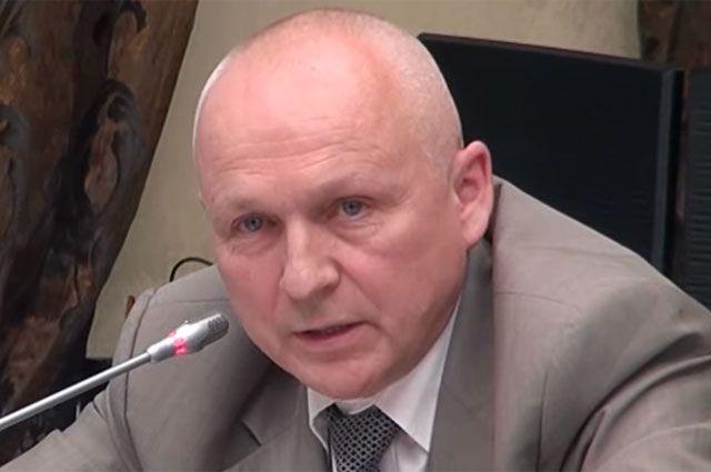 Василий Верещак.