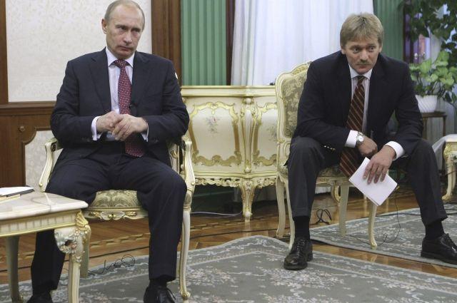 В Кремле отрицают обвинения Кадырова в покушении на Мосийчука
