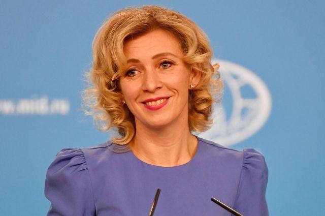 Мария Захарова рекомендует Борису Джонсону, как непопасть в эпизод RT