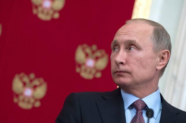 Путин объявил онеобходимости усилить ответственность чиновников закибербезопасность