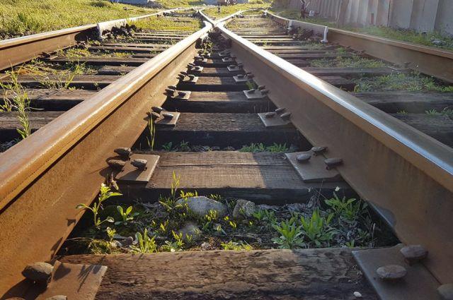 похитители разбирали железнодорожное полотно на запчасти, чтобы сдать в металлом.