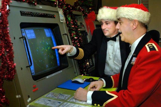 ВВС США после скандала признали существование Санта-Клауса
