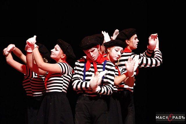 Главное событие недели - театральный фестиваль «МаскерадЪ».