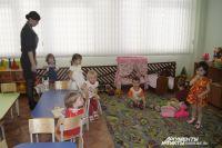 В Оренбурге детсад №100 признали аварийным и закрыли на ремонт.