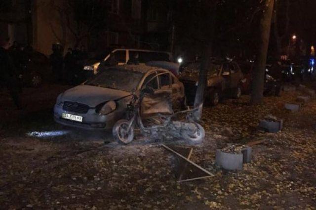 Взрыв наСоломенке: Мосийчук прокомментировал покушение