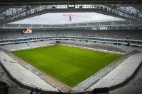 Вместимость арены – 35 тысяч зрителей.
