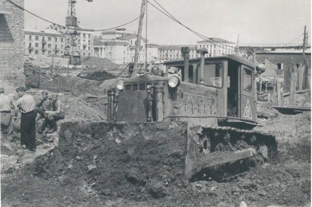 Железногорск строился с одной целью - ковать ядерный щит Родины.