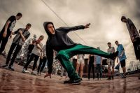 Тюменских подростков объединяет Hip-Hop