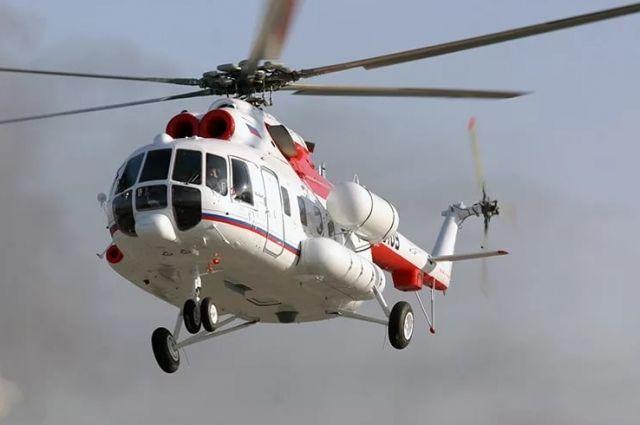 Непогода помешала подняться в воздух вертолётам из Салехарда