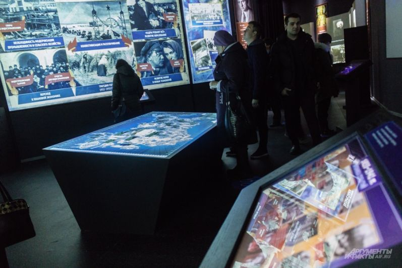 Создатели Исторического парка — историки, художники, кинематографисты, дизайнеры, специалисты по компьютерной графике — сделали всё, чтобы российская история перешла из формата чёрно-белого учебника в яркое, увлекательное и вместе с тем объективное повествование, чтобы каждый посетитель почувствовал сопричастность к истории Отечества.
