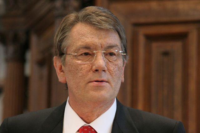 Ющенко намекнул о собственных президентских амбициях