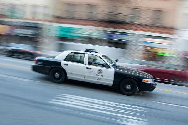 10-летний ребенок угнал родительское авто иустроил часовую погоню