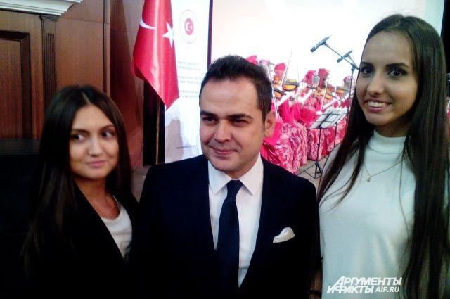 Генконсул Турции вКазани оставляет собственный пост