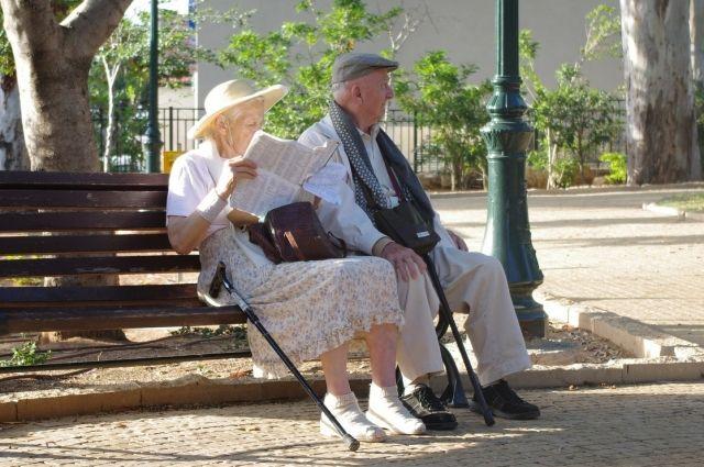 Тюменские пенсионеры сменили полиэтиленовые пакеты на эко-сумки