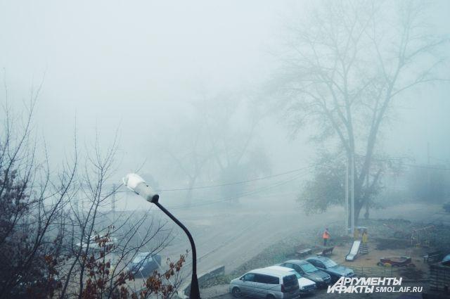 Завтра вБелгородской области ожидаются туман, гололёд имокрый снег