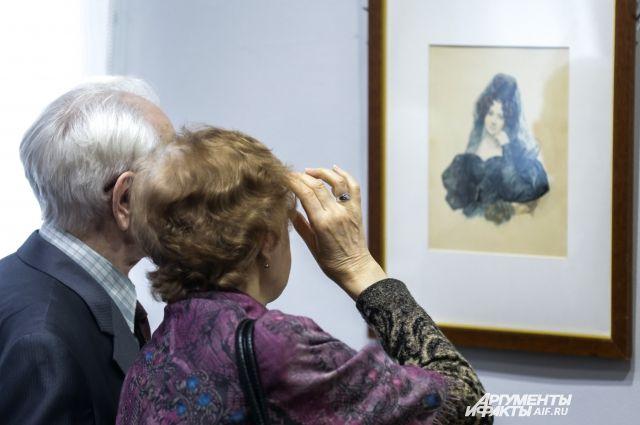 Пока Культурно-выставочный центр Русского музея располагается в стенах музея ИЗО.