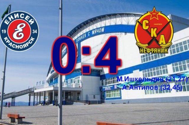 «СКА-Нефтяник» и«Енисей» сыграют вфинале Кубка Российской Федерации