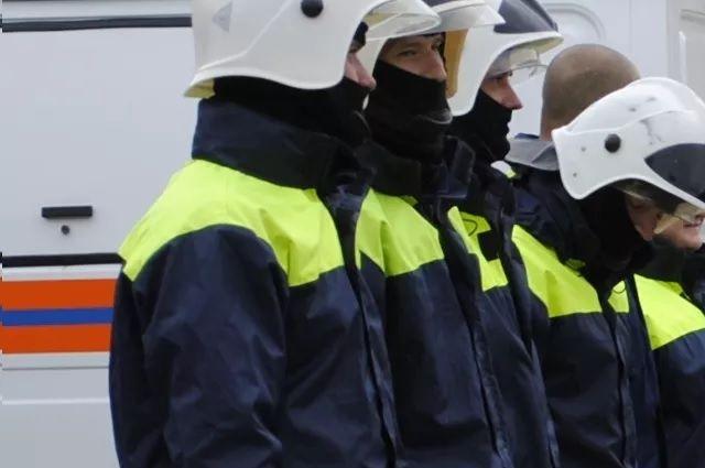 Троих человек госпитализировали после пожара вХабаровске