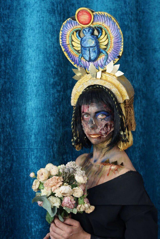 Египетская царица.