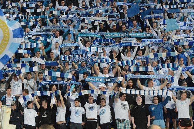 ВПетербурге наматче «Зенит»— «Локомотив» предполагается до48 тыс. наблюдателей