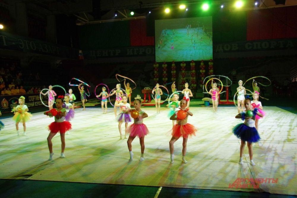 Спортивный фестиваль, который раньше назывался Гимнастрада, проходит в Новосибирске уже более 10 лет.