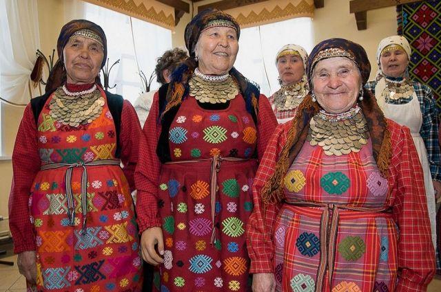 «Бабушки из Бураново» выступит в Перми 4 ноября на фестивале национальных культур.