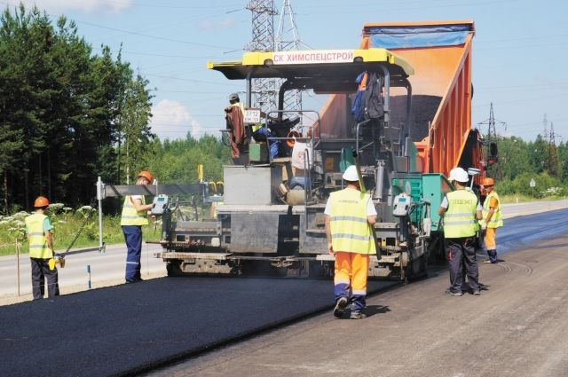 ВЧелябинске отремонтировали неменее млн квадратных метров дорог