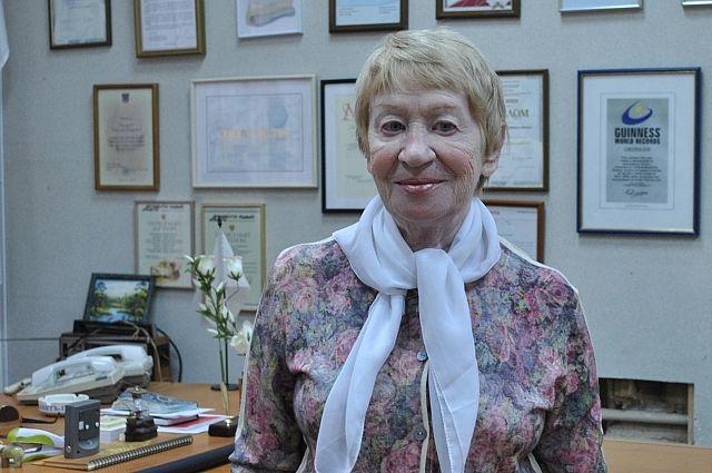 Данил Корецкий: Людмила Николаевна всегда держалась просто и приветливо, давала дельные советы по журналистской работе.
