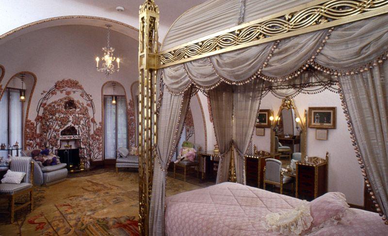 Комната Иванки в резиденции Трампа Мар-а-Лаго в Палм-Бич, 1992 год.