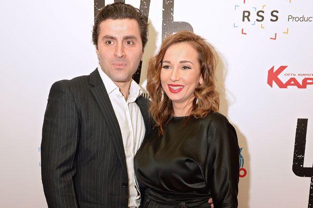 Гурам Баблишвили и Анфиса Чехова.