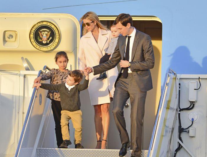 С 2009 года Иванка замужем за миллионером Джаредом Кушнером. У супругов есть трое детей: дочь Арабелла Роуз, Джозеф Фредерик и Теодор Джеймс.
