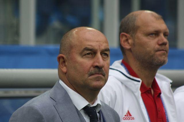 Стал известен состав сборной России на матчи с Аргентиной и Испанией
