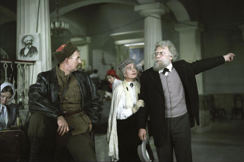 «Любовь Яровая» (1970) — Горностаев.