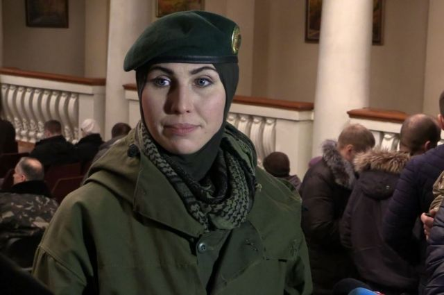 Под Киевом убита Амина Окуева иранен еесупруг Адам Осмаев